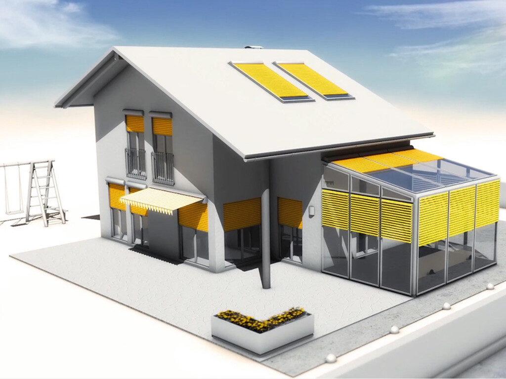 Somfy smart home