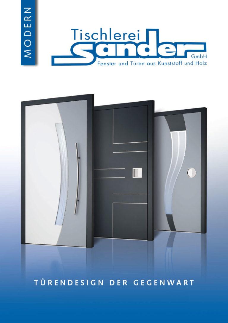 Katalog Haustüren modern